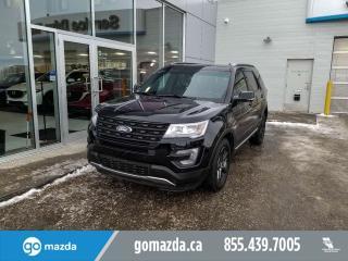 Used 2016 Ford Explorer XLT for sale in Edmonton, AB