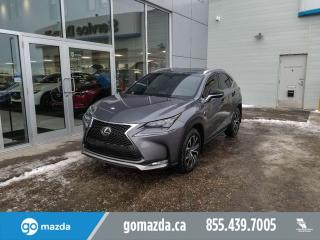 Used 2015 Lexus NX 200t F SPORT III FULL OPTIONS GREAT CONDITION for sale in Edmonton, AB