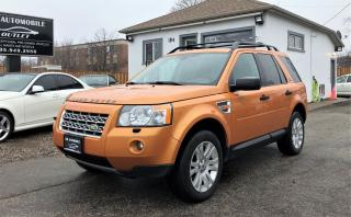 Used 2008 Land Rover LR2 SE AWD PANO ROOF NO ACCIDENT for sale in Mississauga, ON
