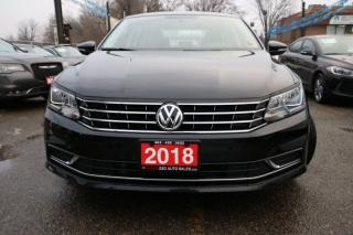 Used 2018 Volkswagen Passat Trendline+ ACCIDENT FREE for sale in Brampton, ON