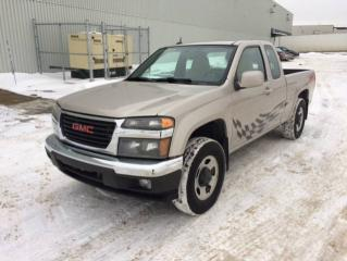 Used 2009 GMC Canyon Cabine allongée 4 RM 125.9 po SLE avec 1 for sale in Quebec, QC
