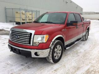Used 2010 Ford F-150 Cab SuperCrew 4RM 145 po XLT for sale in Quebec, QC