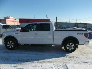 Used 2014 Ford F-150 Cab SuperCrew 4RM 157 po FX4 for sale in Ancienne Lorette, QC