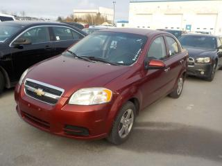 Used 2011 Chevrolet Aveo LS for sale in Innisfil, ON