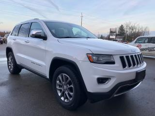 Used 2014 Jeep Grand Cherokee Limited for sale in Tillsonburg, ON