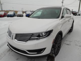 Used 2016 Lincoln MKX Select for sale in Mirabel, QC