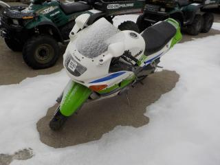 Used 1993 Kawasaki ZX600 E for sale in Innisfil, ON