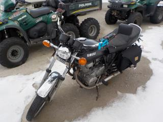 Used 1981 Yamaha 400CC MOTORCYCLE for sale in Innisfil, ON