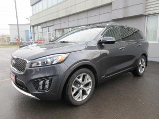 Used 2018 Kia Sorento SX V6 for sale in Mississauga, ON