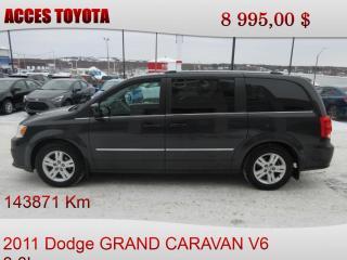 Used 2011 Dodge Grand Caravan for sale in Rouyn-Noranda, QC