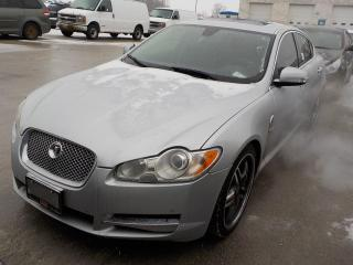 Used 2009 Jaguar Xf Premium Luxury for sale in Innisfil, ON