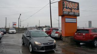 Used 2012 Ford Focus Titanium**ONLY 107KMS**CAM**PUSH START** for sale in London, ON