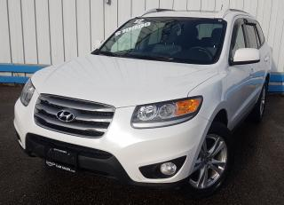 Used 2012 Hyundai Santa Fe GLS *SUNROOF* for sale in Kitchener, ON