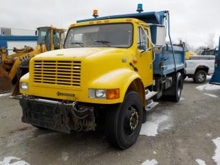 Used 2001 International 4000 4700 for sale in Innisfil, ON