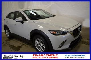 Used 2016 Mazda CX-3 Gs Awd +t.ouvrant for sale in Granby, QC