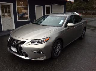 Used 2016 Lexus ES 350 for sale in Parksville, BC