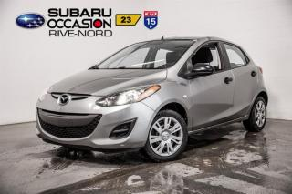 Used 2012 Mazda MAZDA2 GX A/C for sale in Boisbriand, QC
