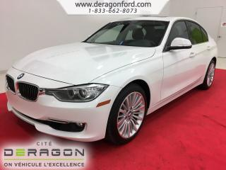 Used 2013 BMW 3 Series Xdrive Xdrive Gar for sale in Cowansville, QC