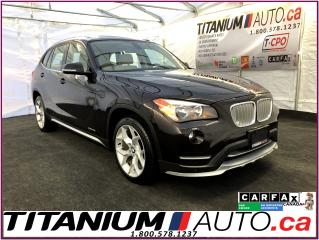 Used 2015 BMW X1 xDrive-AWD-GPS-Park Sensors-Pano Roof-Power Seats- for sale in London, ON