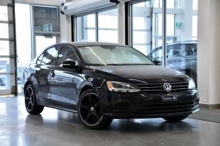 Used 2015 Volkswagen Jetta Trendline+ A/c for sale in Vaudreuil-Dorion, QC