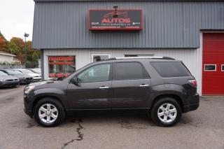 Used 2013 GMC Acadia Sle1 Awd 8 Passagers for sale in Lévis, QC