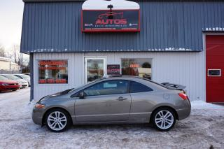 Used 2006 Honda Civic SI for sale in Lévis, QC