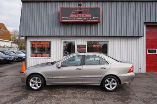 Used 2007 Mercedes-Benz C-Class 4matic Awd for sale in Lévis, QC