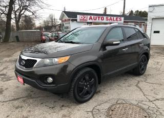 Used 2011 Kia Sorento LX/Certified/Accident Free/Blue Tooth/Heated Seats for sale in Scarborough, ON