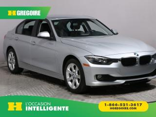 Used 2014 BMW 320 320I XDRIVE XDRIVE A/C for sale in St-Léonard, QC