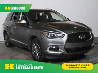 Used 2017 Infiniti QX60 AWD A/C GR ÉLECT for sale in St-Léonard, QC