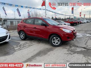 Used 2013 Hyundai Tucson L | CAR LOANS APPROVED for sale in London, ON