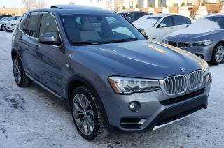 Used 2017 BMW X3 xDrive28i for sale in Dorval, QC