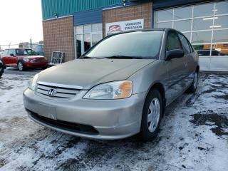 Used 2003 Honda Civic for sale in St-Eustache, QC