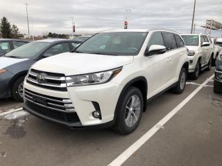 New 2019 Toyota Highlander XLE for sale in Pickering, ON