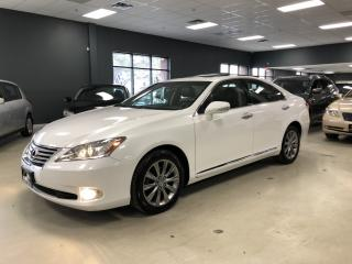 Used 2010 Lexus ES 350 LEATHER*SUNROOF*ONE OWNER*FREE OF ACCIDENTS* for sale in North York, ON