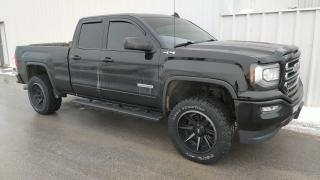 Used 2016 GMC Sierra 1500 Elevation | Dbl Cab | Level Kit | 20 Wheels for sale in Listowel, ON