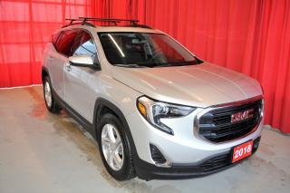 Used 2018 GMC Terrain SLE | FWD | NAV | Sunroof for sale in Listowel, ON