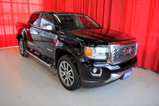 Used 2018 GMC Canyon Denali   Crew Cab   Nav for sale in Listowel, ON
