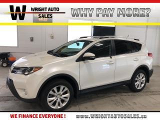 Used 2015 Toyota RAV4 Limited|LEATHER|SUNROOF|NAVIGATION|37,554 KM for sale in Cambridge, ON