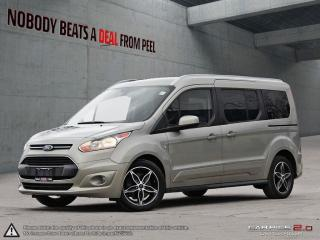 Used 2016 Ford Transit Connect Titanium for sale in Mississauga, ON