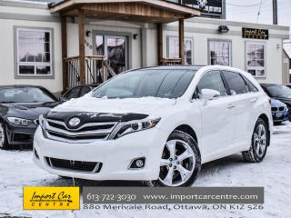 Used 2016 Toyota Venza V6 AWD Limited for sale in Ottawa, ON