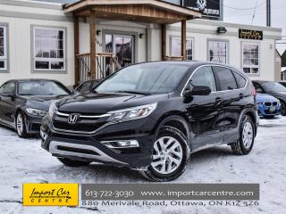 Used 2015 Honda CR-V AWD EX-L LEATHER ROOF H.SEATS AWD WOW!! for sale in Ottawa, ON