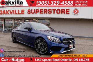Used 2017 Mercedes-Benz C43 AMG ACTIVE EXHAUST | RARE FIBRE TRIM | AMG INT for sale in Oakville, ON