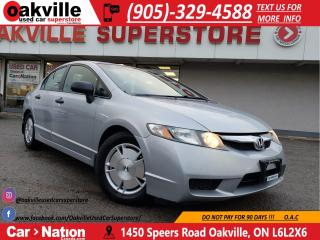 Used 2010 Honda Civic DX-G | GREAT VALUE | EXCELLENT CONDITION for sale in Oakville, ON