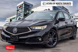 Used 2018 Acura TLX 3.5L SH-AWD w/Elite Pkg A-Spec Snow Tires Included for sale in Thornhill, ON