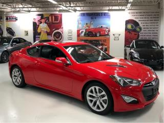 Used 2014 Hyundai Genesis Coupe Premium for sale in Paris, ON