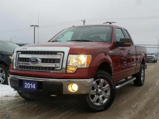 Used 2014 Ford F-150 XLT 5.0L V8 REVERSE CAMERA for sale in Midland, ON
