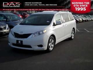 Used 2015 Toyota Sienna 7 PASSENGER for sale in North York, ON
