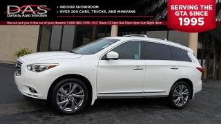 Used 2015 Infiniti QX60 TECH PKG NAVIGATION/7 PASS/38K!!! for sale in North York, ON