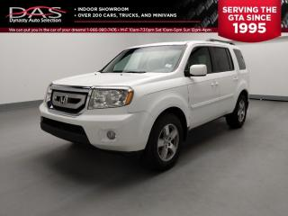 Used 2011 Honda Pilot EX-L SUNROOF/LEATHER/8 PASS for sale in North York, ON